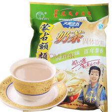 Mongolian traditional food instant milk tea powder-400 grams- Favor Salty sweet