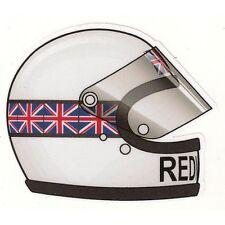 J. REDMAN Helmet Sticker