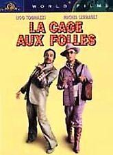 La Cage Aux Folles DVD Ugo Tognazzi Michel Serrault before The Birdcage