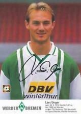 AK 1176 Lars Unger SV Werder Bremen