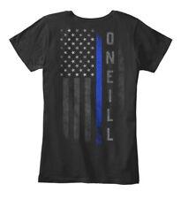 Oneill Family Thin Blue Line Women's Premium Tee T-Shirt