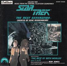 Star Trek-1991-The Next Generation-TV Strack-21 Tr-CD