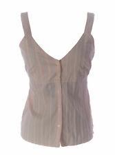 Gant Women's Fresh Mandarine Tie Back Tank Top 475319 $89 NEW