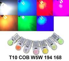 T10 168 192 2825 2827 12961 Wedge 6 COB LED License Plate K1 For Nissan H