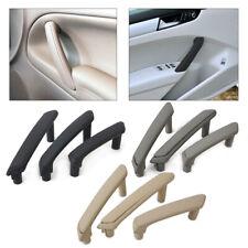 3pcs For 1998-2005 VW Passat B5 Interior Door Pull Grab Handle With Trim Cover