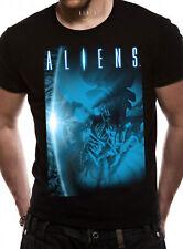 Gli alieni REGINA aliena film di James Cameron Ufficiale T-shirt da uomo unisex