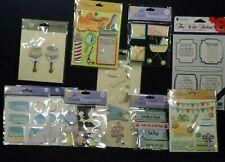👶🍼 SO CUTE! Scrapbook BABY stickers embellishment JOANN CREATING KEEPSAKES👶🍼