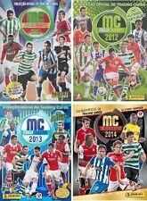 Mega Craques 2008, 2012, 2013 & 2014 - Single Cards  - PANINI Portugal
