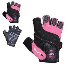 femmes haltérophilie musculation gants Gym Sangles Cuir Fitness Entraînement
