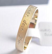 1 Trauring Ehering Hochzeitsring Gold 333 - Breite 4mm - Mit Außengravur - TOP !