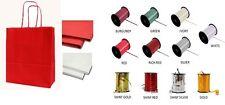 Rouge ST.VALENTIN / cadeau noël anniversaire Sac 2 tailles / papier tissu /