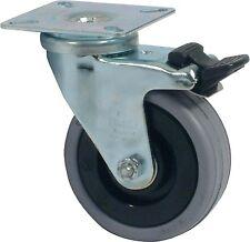 Placa de uso especial de Ricino Giratoria de fijación de capacidad de carga: 40 kg