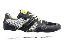 Nero Giardini Junior P933572M Blu Sneakers Bambino dal 30 al 39 666193ef71e