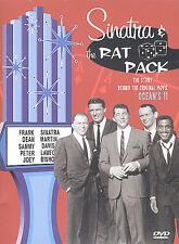 Sinatra the Rat Pack (DVD, 2002)