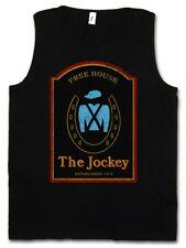 The jockey i Tank Top Shameless bar restaurante UK coartada pub Frank Room Gallagher