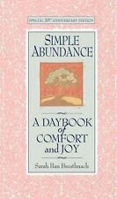 Simple Abundance by Sarah Ban Breathnach (1995)