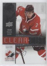 2014-15 Upper Deck Team Canada Juniors #PFN-2 Adam Pelech (National Team) Card