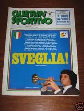 GUERIN SPORTIVO 1981/50 STORIA MONDIALI ITALIA 1934/82