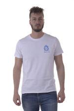 Versace Jeans Tank Top T-shirt % PLUTO Herren Weiß B3GPA742-3