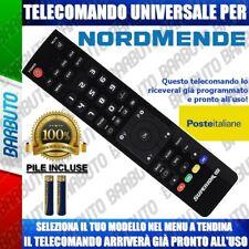 TELECOMANDO UNIVERSALE NORDMENDE CLICCA IL TUO MODELLO LO RICEVERAI GIA PRONTO