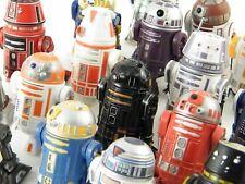 Star Wars R2 Astromech Droid figuras selección-Muchos Para Elegir!!!