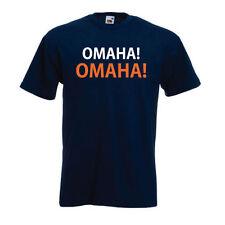 """Peyton Manning Denver Broncos """"Omaha Omaha"""" T-shirt"""