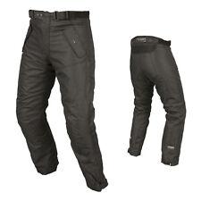 ARMR Dojo Hara Motocicleta Textil TROUSER PANT CE Blindado Resistente Al Agua-T