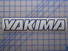 "Yakima Decal Sticker 12"" 15"" 19"" 23"" Roof Rack Load Bar Bike Fairing Tower"