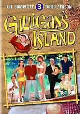 Gilligan's Island ~ Complete 3rd Third Season 3 Three ~ BRAND NEW 5-DISC DVD SET