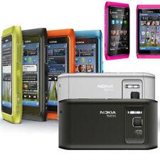 Original Unlocked 3G Wifi 16GB Nokia Lumia N8 N8-00  Hebrew Keyboard Smartphone