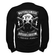 Pullover Sweatshirt Waffenschmiede Rüsselsheim GSI Astra Omega Kadett Vectra Car