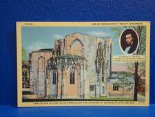c1940 STEVEN FOSTER Memorial/PITTSBURGH, PA/Postcard