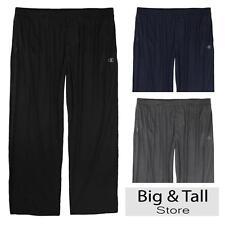 Big Men's Champion Vapor Tech Athletic PANTS 3XL 4XL 5XL 6XL Moisture Wicking