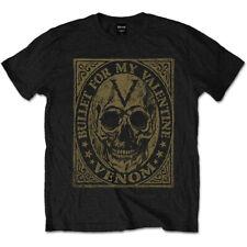 Bullet For My Valentine 'Venom Skull' T-Shirt - NEW & OFFICIAL!