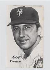 1975 Broder All-Time New York Mets #JEKO Jerry Koosman Baseball Card