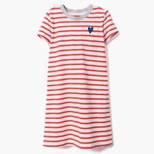 NWT Gymboree Striped Shift dress Girls Sz 4, 5/6,7/8,10/12,14 red