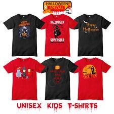 Halloween Spécial effrayant Happy enfants Unisexe Garçon Fille T-shirt t-shirts