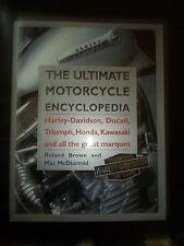 The Ultimate Motorcycle Encyclopedia Celebrating Harley-Davidson 100 Years HB+DJ