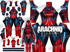 New Marvel Scarlet MJ Spider Girl 3D Printing Costume