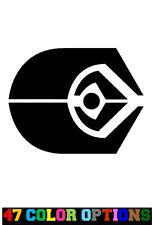 Vinyl Decal Truck Car Sticker Laptop - Star Trek Next Generation Ferrengi Symbol