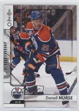 2017-18 O-Pee-Chee #217 Darnell Nurse Edmonton Oilers Hockey Card