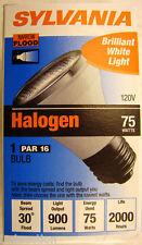 75 watt 120 volt PAR16 Medium Screw (E26) Base Halogen