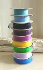 5 Meter Ribbon, Band,Oranzaband, Organza, 25 mm, Farbe wählbar, 0,24 € pro Meter