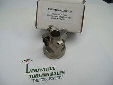 ASR4050M-4 High Feed Face Milling Cutter 4 Flute Hitachi Brand 1pc