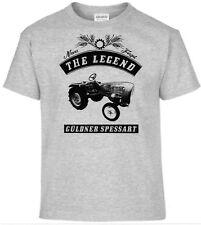 T-Shirt,Güldner Spessart,Traktor,Schlepper,Bulldog,Oldtimer