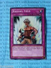 Riryoku Field WGRT-EN080 Common Yu-gi-oh Card Mint Limited Edition New