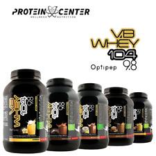 NET INTEGRATORI VB Whey 104 9.8 Proteine isolate idrolizzate 900 gr vari gusti