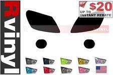 Rtint Headlight Tint Precut Smoked Film Covers for Pontiac Vibe 2003-2008