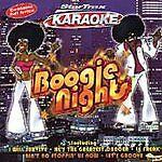 KARAOKE Star Trax  Boogie Nights CD ALBUM   NEW - NOT SEALED