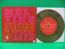 "SIGNED The Melvins Suicide In Progress Live Totimoshi Waning Divine Split 7"" NM+"